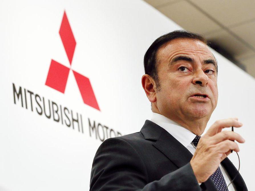 Carlos Ghost on suosituimpia ulkomaalaisia yritysjohtajia Japanissa.
