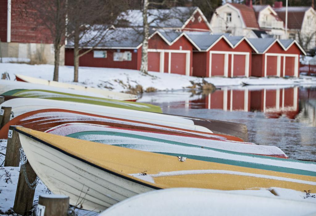 Venepaikat Oulu