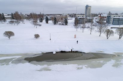 Hulevesimyrsky: Raahen Vesi syyttää laiminlyönnistä ja haluaa ympäristönsuojelumääräykset uuteen käsittelyyn