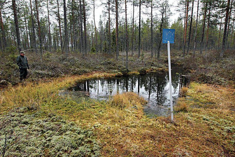 Oulun kaupunginvaltuusto ei maanantaina ottanut kantaa Viinivaaran pohjaveden käyttöön.