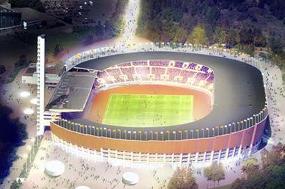 Yle: Ulkomaalaisten työntekijöiden oikeuksia poljettu Olympiastadionin työmaalla