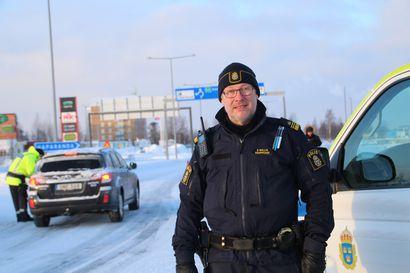 """Tältä näyttää lauantaiaamuna hiljentynyt raja –  """"Ruotsi ei ole asettanut maahantulokieltoa, vaan ehdot"""""""