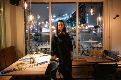 """Päätös ravintolasta Rukalla syntyi kahdessa päivässä –Minna ja Tomas laajensivat heti ruoan kotiinkuljetukseen: """"Olemme isoissa asioissa yleensä aika nopeita"""""""