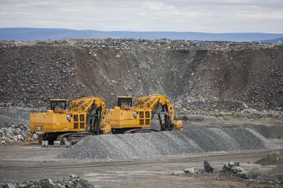 Pajalan kaivos jättipotti omistajille - investointirahat parissa vuodessa takaisin