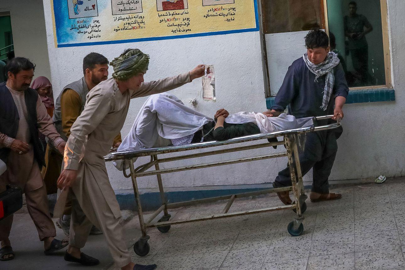 Afganistanissa ainakin 30 ihmistä on kuollut koulun lähellä tapahtuneessa räjähdyksessä