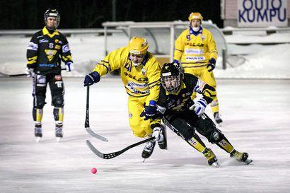LRK Tornion ja Mikkelin Kamppareiden ottelu