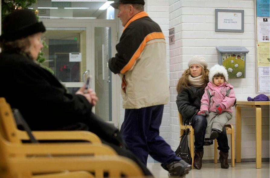 Oululaiset voivat jatkossakin valita terveysasemansa,  jolla asioivat.