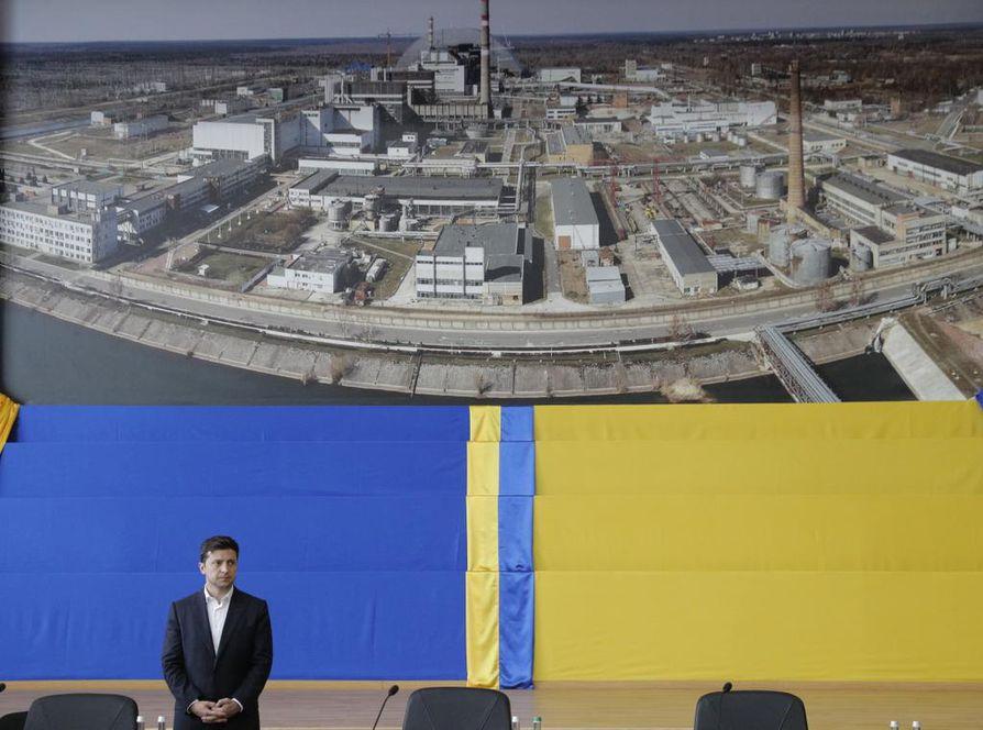 Ukrainan uusi presidentti, politiikan untuvikko Volodymyr Zelenskyi haluaa uudistaa Ukrainan kasvoja ja kitkeä jopa korruptiota matkailusuunnitelman avulla.