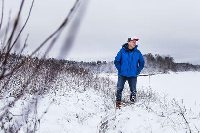 Kalastussarja ottaa yhä enemmän kantaa – Rovaniemellä asuva TV-tuottaja Juhani Henriksson haluaa pitää muun muassa vaelluskalojen puolia