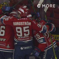 Jesse Saarinen sivaltaa HIFK:lle 5-4-voiton jatkoerässä