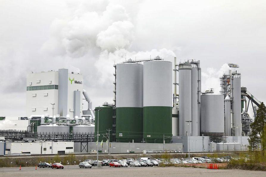 Metsä Groupin Äänekosken syksyllä 2017 valmistunut biotuotetehdas on laittanut taantuneeseen vanhaan teollisuuskaupunkiin uutta vauhtia. Samoin voi käydä Kemissäkin, jos vielä isompi samantapainen tehdas tulee paikkakunnalle.