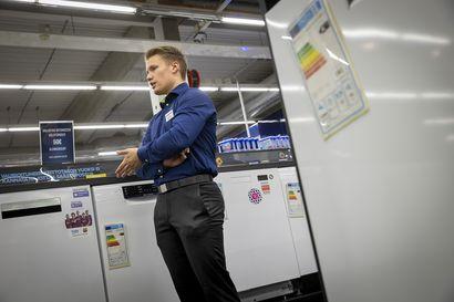Elektroniikka käy kaupaksi - korona-aika on saanut ostajat uusimaan laitteitaan