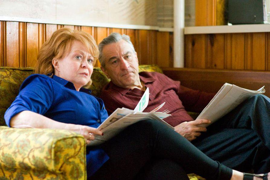 Jacki Weaverilla ja Robert de Nirolla on roolit Unelmien pelikirja -elokuvassa.