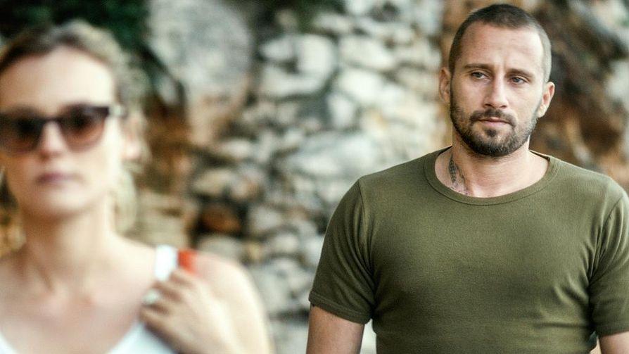Vincent  (Matthias Schoenaerts) on entinen sotilas, joka saa pestin liikemiehen perheen henkivartijana. Hän kärsii posttraumaattisesta stressihäiriöstä. Maryland-elokuvassa työnantajan vaimo Jessie on Diane Kruger.