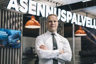 Osa-aikaisesta myyjästä ketjujohtajaksi – Juha-Mikko Saviluoto luotsaa koko Power-ketjua Suomessa
