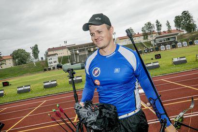 Antti Vikström otti omansa Tornion SM-kisoissa – olympiakävijä tähtää jo syyskuun MM-kisoihin