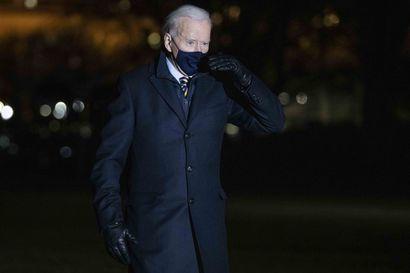 Biden: Koronarokotteet kaikkien yhdysvaltalaisten saatavilla heinäkuun loppuun mennessä