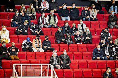Suomen urheilussa ollaan uuden edessä – palaako yleisö lehtereille?