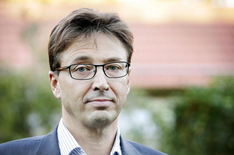 Jouko Niinimäki.