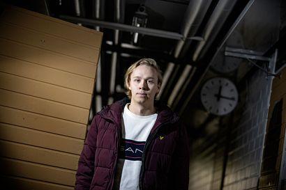 Raahe-Kiekon puolustuksen lukko suunnitteli jo uransa lopettamista - raahelaisjoukkueen onneksi näin ei käynyt