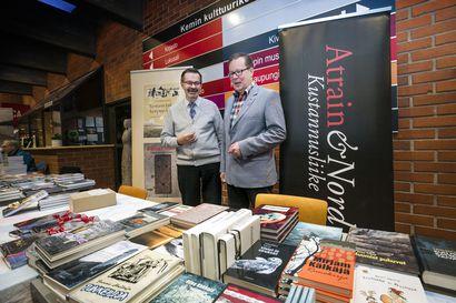 Kolme tarinaa kirjojen kustantamisesta Lapissa – Väyläkirjat, Atrain & Nord ja Kieletär ovat ottaneet haasteen vastaan kukin tavallaan