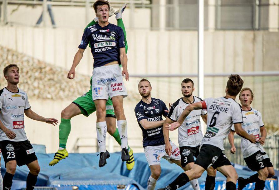 uk myymälä luotettava laatu jaloissa AC Oulu yhä ilman voittoa kotikentällään – sarjakärki FC ...