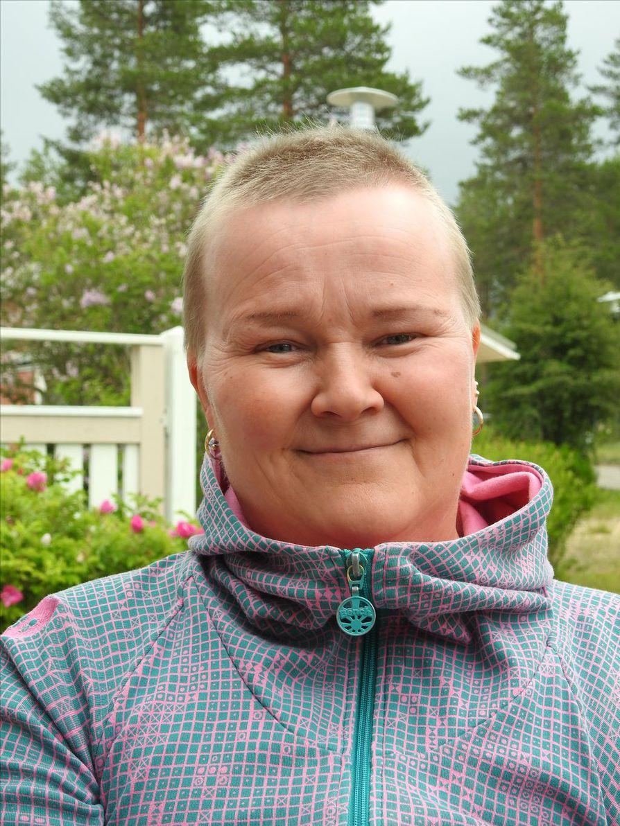 Katja Heikkinen, Vaala