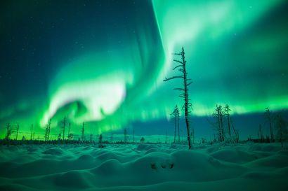 Dokumenttielokuva tarjoaa uutta tietoa revontulista – ensi-ilta Rovaniemellä maanantaina