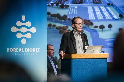 Hallinto-oikeus haluaa lisäselvityksiä Kemijärvelle sellutehdasta suunnittelevalta Boreal Biorefiltä