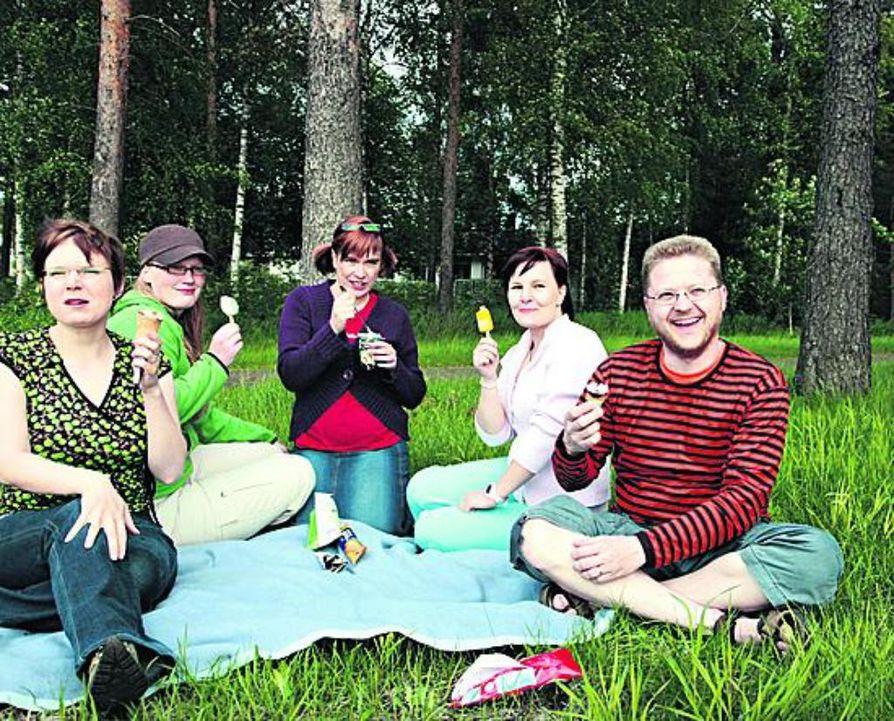 Jäätelöissä maistuvat salmiakki ja leivonnaiset | Ruoka | Kaleva.fi