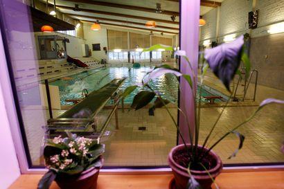 Haaparannan uimahallille kaksi vaihtoehtoa – uusi halli tai vuokratilat