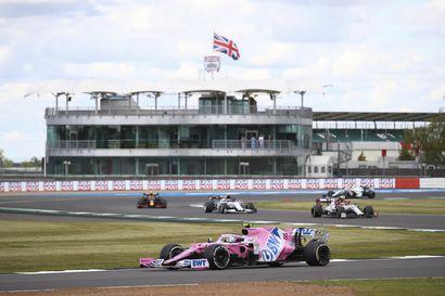 Renault'n protesti meni läpi – Racing Point sai kovat rangaistukset