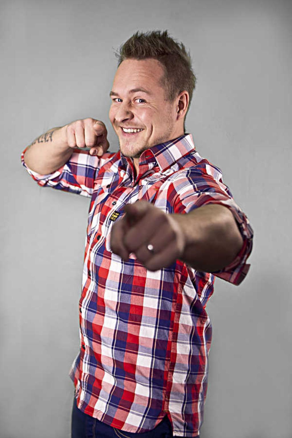Antti Matikainen lauloi jatkoon Voice of Finlandissa   Viihde   Kaleva.fi