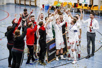 Futsalin hallitseva mestari Kampuksen Dynamo vahvistui entisestään