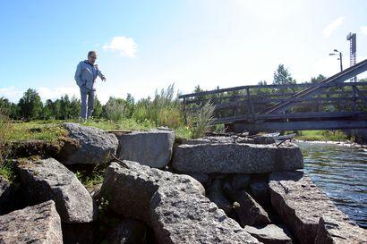 Maivaperän historiallisen Roopenkin reunat vajoavat yhä mereen – Entisaikojen vilkas ranta on jäänyt kaupungin huolloissa taka-alalle