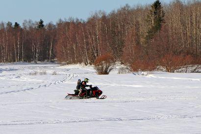 Metsähallitus kunnostaa hoitamiaan kelkkailu-uria Pohjois-Suomessa – apuna eduskunnan myöntämä 1,3 miljoonan euron erillisrahoitus