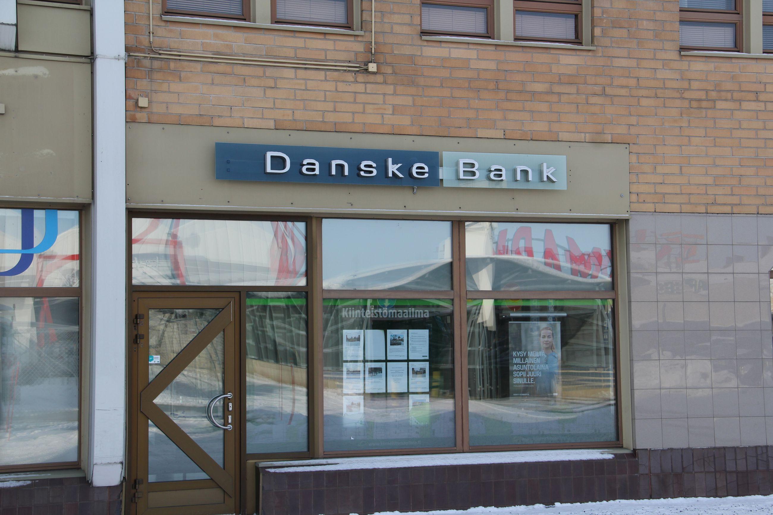 Danskebank Konttorit