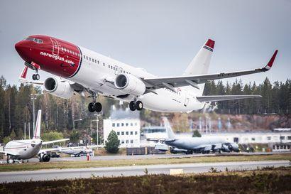 Lapista lennetään talvikuukausina suoria reittivuoroja Euroopan suurkaupunkeihin – halpalentojakin on tarjolla