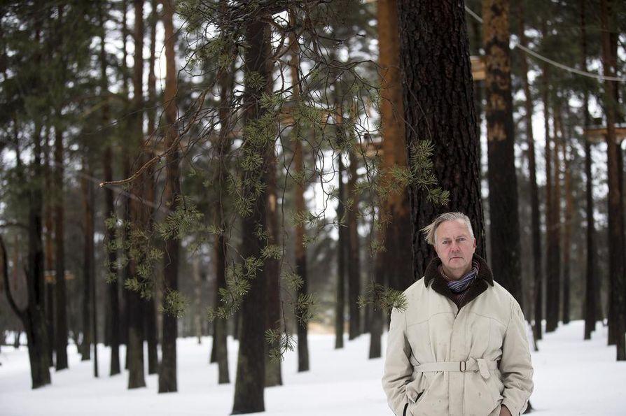 Markku Heikkisen dokumenttielokuva näytetään torstaina ja lauantaina DocPoint-festivaaleilla Helsingissä.