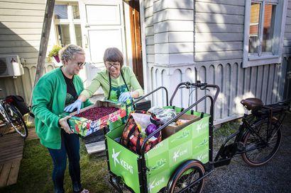 Suomalaiset syöttävät hävikkiruokaa roskakoreille yhä 120–160 miljoonaa kiloa vuodessa –Hävikin hillintä on ympäristö- ja ilmastoteko