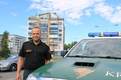 Sisärajavalvonta päättyy, virka-apu alkaa –Rajavartijat jäävät Tornion kaupungin pyynnöstä terveysturvallisuuspisteen toiminnan tueksi