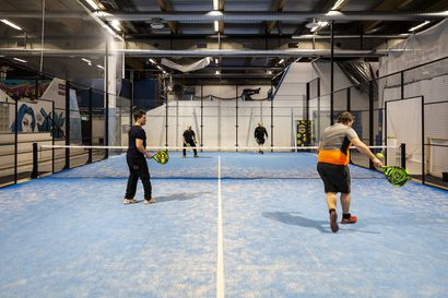 Padel rantautuu Rovaniemen Ounaspaviljongille – Helposti lähestyttävä pallopeli on kuin tenniksen ja squashin sekoitus