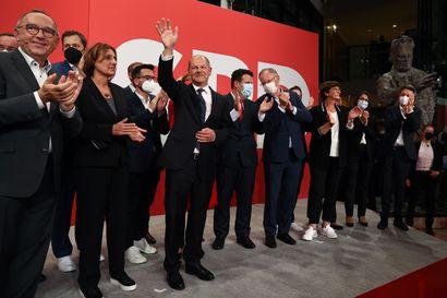 Sosiaalidemokraatit ennusteen mukaan karkaamassa voittoon Saksan vaaleissa – kovin kilpailija kristillisdemokraatit saamassa historiansa huonoimman vaalituloksen