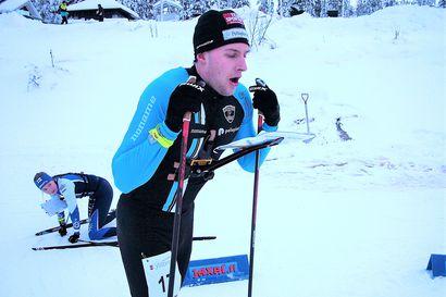 Sodankylän Ensilumen Rasteille yli 300 hiihtosuunnistajaa