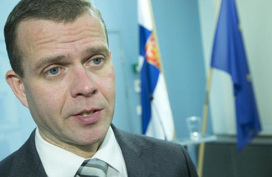 Sisäministeri Petteri Orvon (kok.) mukaan tähänastisen maahanmuuttopolitiikan ongelmat on tiedostettu ja muutosta parempaan on pyritty ja pyritään saamaan aikaan.